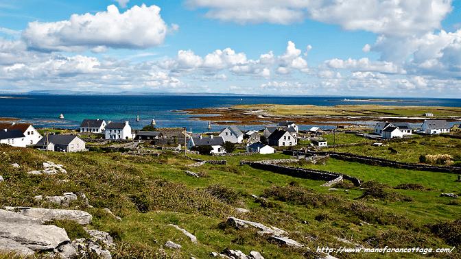 Aran Irlanda