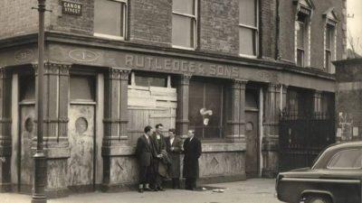 Dublino Canon Street