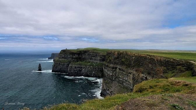 Cliffs Irlanda