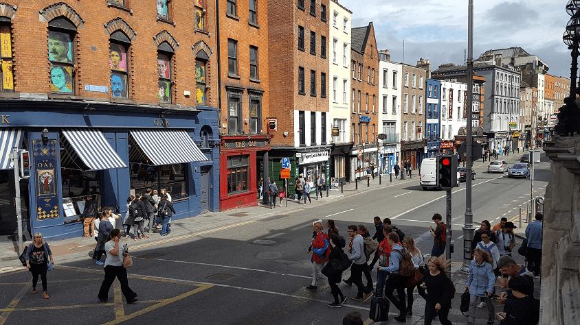 Come Cercare Lavoro In Irlanda E A Dublino Irlanda Per