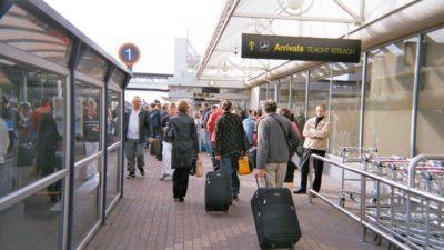 Collegamenti centro aeroporto Dublino