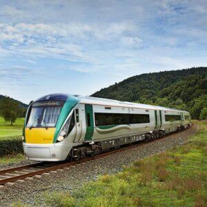 Muoversi e visitare l'Irlanda in treno